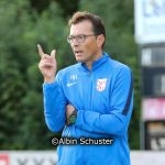 Wolfgang Gruber, Trainer, Union TTI St.Florian