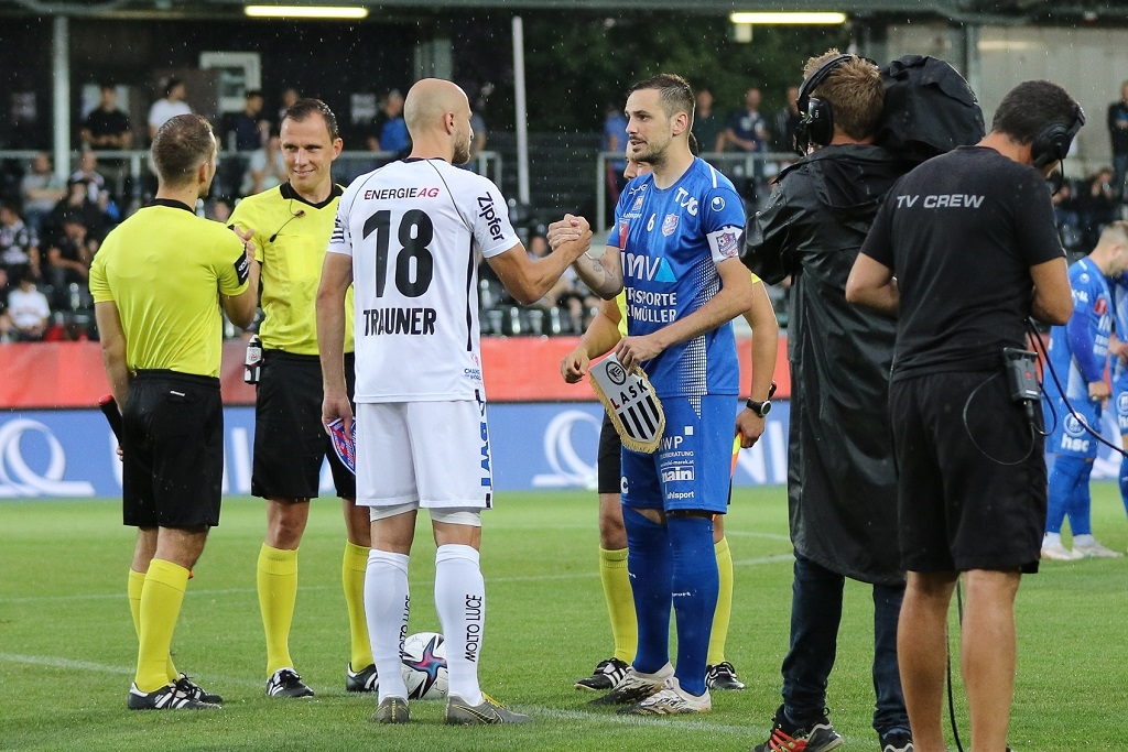 LT1 Video: Cup-Highlights LASK - FC Marchfeld